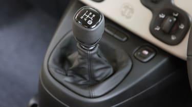 Fiat Panda - Gear stick