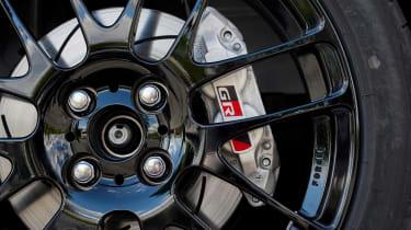 Toyota Yaris GRMN - wheel