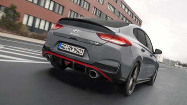 2020 Hyundai i30 FB N – rear quarter