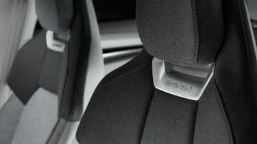 Audi E-tron GT Concept - seats