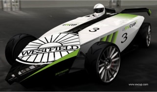 Westfield electric iRACER