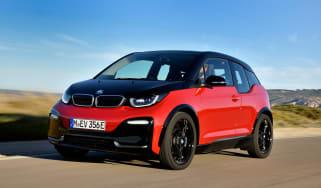 BMW i3s – front quarter