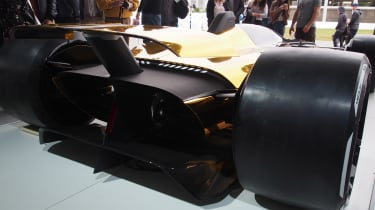 Goodwood Festival of Speed - Renault F1
