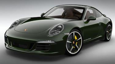 Porsche 911 Club Coupe unveiled