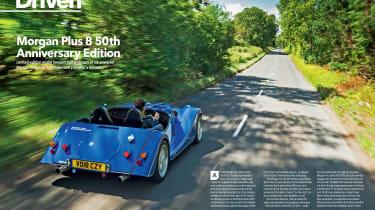 evo 253 - driven Morgan