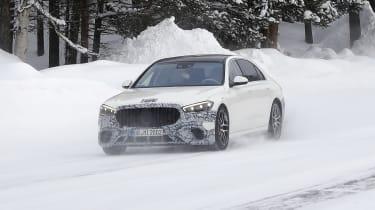 Mercedes-AMG S63 2021 spy 2