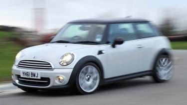 Mini Cooper Soho hatchback