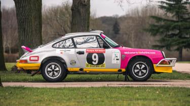 Silverstone Auctions - Porsche Safari side