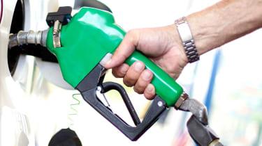 UK fuel supply