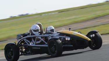 evo dunlop track competition Atom