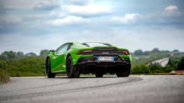 Lamborghini Huracan RWD -rear