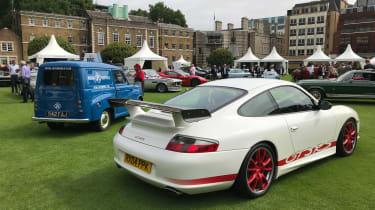 London Concours 2018 - Porsche 911 GT3 RS