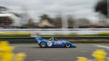 Goodwood 75th Members Meeting 15