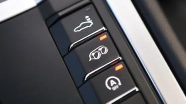 Porsche Cayman S 2013 exhaust valve switch