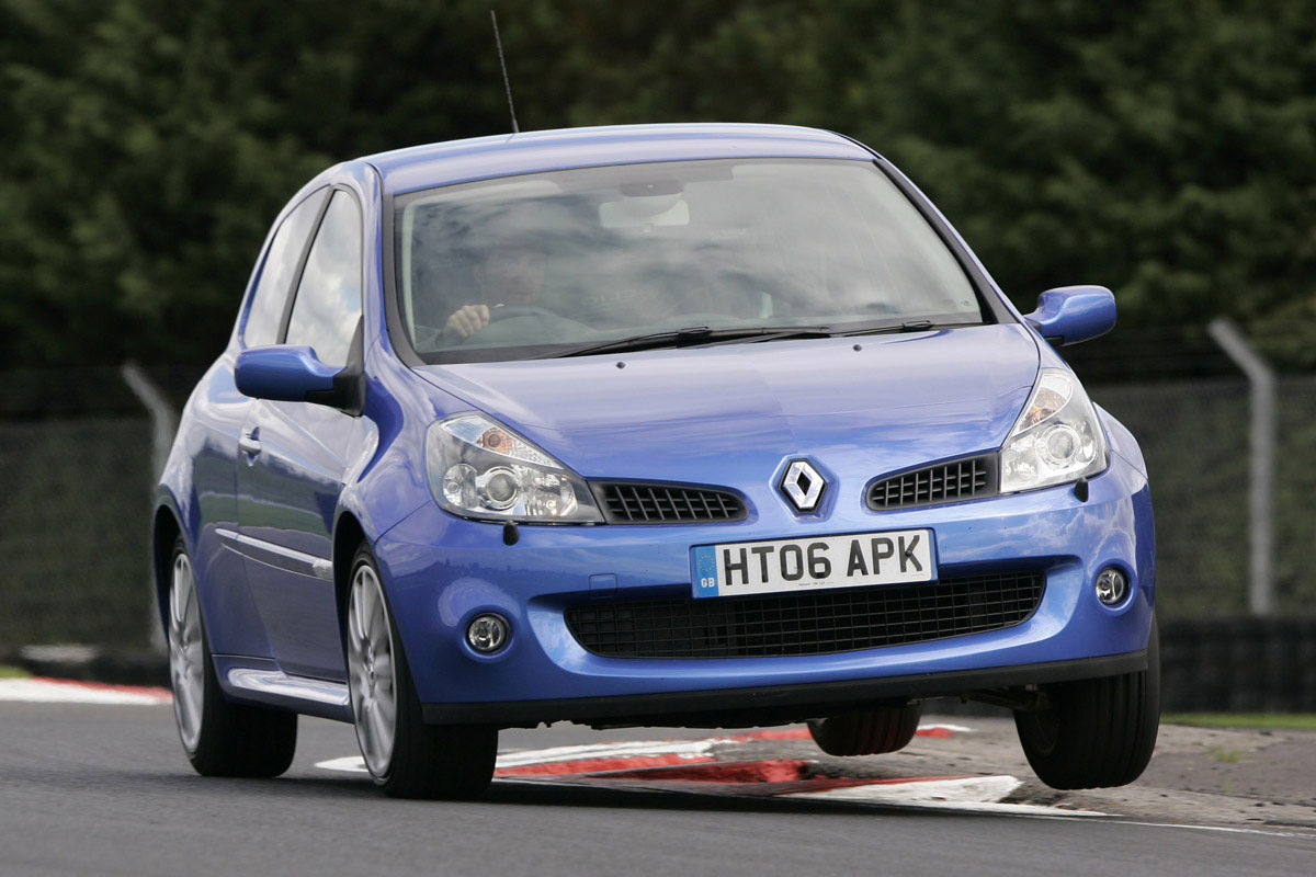 Renaultsport Clio 197 200 Buying Guide Evo