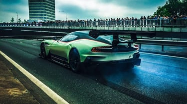 Coventry Motofest - Aston Martin Vulcan