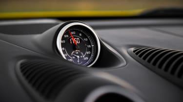 Porsche 718 Boxster GTS – lap timer