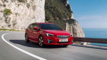 Subaru Impreza - UK hatch