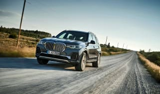 BMW X7 - front