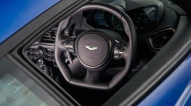Aston Martin Vantage UK - interior