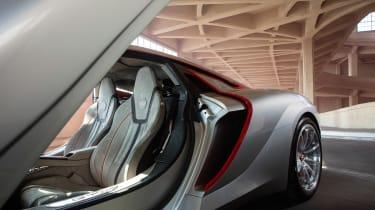 ATS Automobili GT - seats