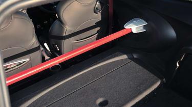 Mini GP Works steering wheel