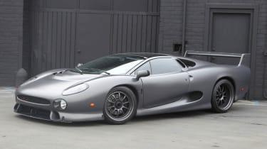Super-rare TWR Jaguar XJ220S
