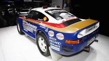 Porsche 959 Group B – rear