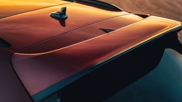 Bentley Bentayga S – spoiler