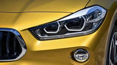 BMW X1 M Sport X - headlight