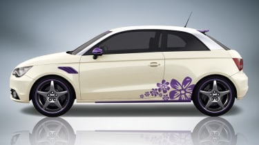 ABT Audi A1 Aloha