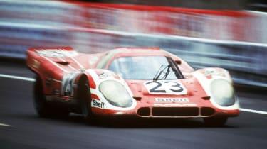 Porsche's Rolling Museum appearances 2013