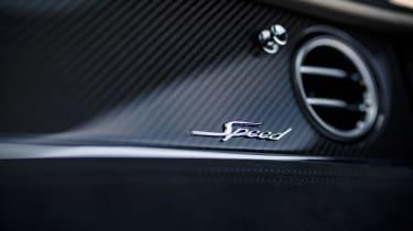 Bentley Continental GT Speed UK – cabin