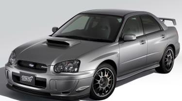 2003 Subaru Impreza WRX STI S203