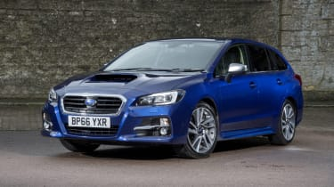 Subaru Levorg front three quarters