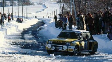 Renault 5 Turbo WRC