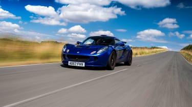 Lotus Exige S (S2) - front