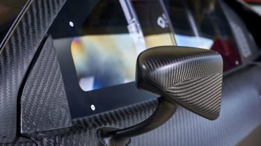 Honda NSX GT3 - Door mirror
