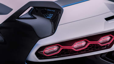 Lamborghini SC20 - light
