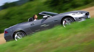 2013 Jaguar XKR Convertible