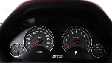 Lightweight Performance CSR - Dials