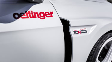 Oettinger TCR Germany Street – front wheel arches