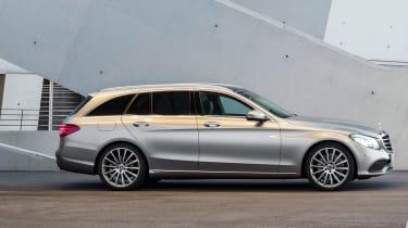 Mercedes-Benz C-class –side