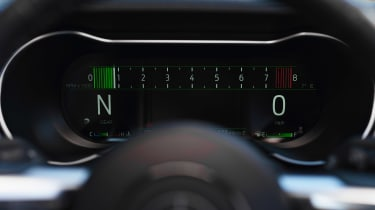 Ford Mustang Steve McQueen Bullitt Edition – dial pack