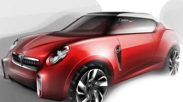 MG Icon concept to be revealed at Beijing