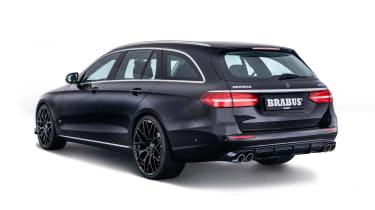 Brabus kits for Mercedes E-Class Estate rear