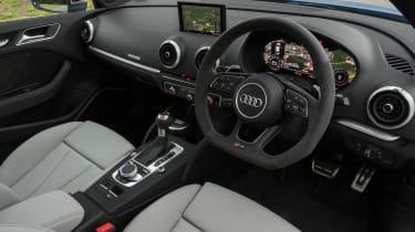 Audi RS3 Sportback - interior
