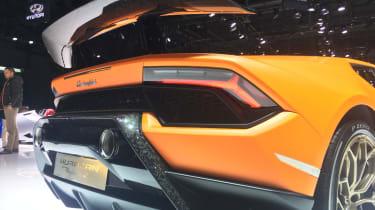 Lamborghinin Huracan Performante - Wing