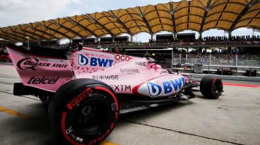 F1 Malaysia - Force India