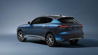 Maserati Levante hybrid – rear quarter